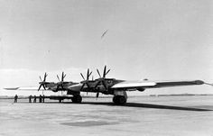 Photo: This Day in Aviation History June 25th, 1946 First flight of the Northrop XB-35 Flying Wing.  The Northrop XB-35 and YB-35 were experimental heavy bomber aircraft developed by the Northrop Corporation for the United States Army Air Forces during and shortly after World War II. The airplane used the radical and potentially very efficient flying wing design, in which the tail section and fuselage are eliminated and all payload is carried in a thick wing. Only prototype and…