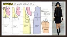 ModelistA: Chanel, Paris Fashion Week, Semana de Moda de Paris, verao 2014
