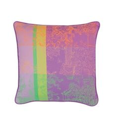 Mille Patios Provence Cushion Cover, Cotton-2ea picture