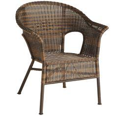 Casbah Chair - Espresso