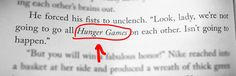 Omg the hunger games and heroes of Olympus omg