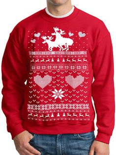 Moose Love SW RED