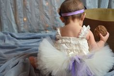"""Newborn Ivory Lace Romper, Headband & Tutu Combo by MolinasBebe on Etsy ***Free shipping in the USA*** Tutus are customizable 0-3 months 12""""waist 6.5 length 3-6 months 14"""" waist 7.5 length 6-12 months 16"""" waist 8.5 length 12-24 months 18"""" waist 9.5 length or a longer 10 length"""