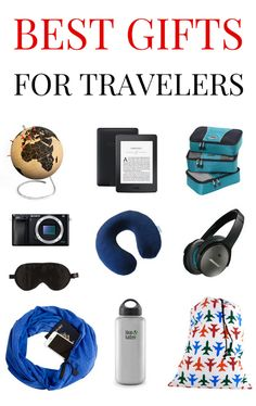 The ultimate travel gift guide for 2016.