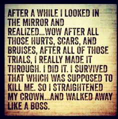 Scars tell stories. They are the evidence that we are stronger than our circumstances. Life Quotes Love, All Quotes, Great Quotes, Quotes To Live By, Funny Quotes, Inspirational Quotes, Boss Quotes, Bitch Quotes, Passion Quotes