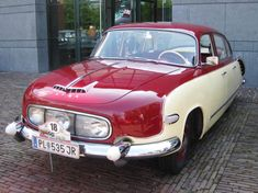 Tatra 603 ( unspecified year ) - Tatra 603 ( unspecified year ) The Effective Pictures We Offer You About car future A quality pict - Retro Cars, Vintage Cars, Antique Cars, Veteran Car, Sweet Cars, Cute Cars, Old Cars, Motor Car, Cars And Motorcycles