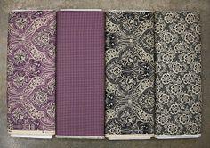 Downton Abbey fabric