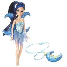 barbie fairytopia dolls | Barbie Fairytopia Magic of the Rainbow Lumina Doll - Mattel - Barbie ...