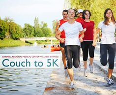 The Rx: What's the Number One Way to Train for a 5K? #GRMCCares #BlogsWorthReading
