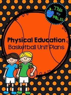This Basketball Unit Plan was designed for the Elementary School aged group… Physical Education Lesson Plans, Pe Lesson Plans, Health And Physical Education, Pe Lessons, Health Lessons, Pe Activities, Physical Activities, Kindergarten, Pe Teachers
