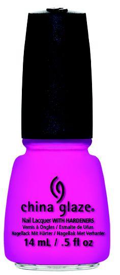 China Glaze. Escaping Reality #nailcolour #pink #nails #prohairbeauty China Glaze, Pink Nails, Nail Colors, Perfume Bottles, March, Hair Beauty, Nail Polish, Enamels, Nail Polishes