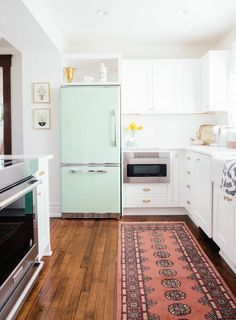 """After a year-long renovation, Diana moved into this """"collected eclectic"""" style Ann Arbor house."""