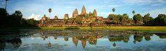 Angorwat Cambodia - Abercrombie & Kent