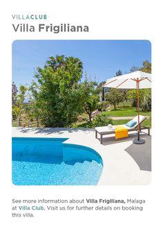 Luxury Villa in Málaga, Spain. #dreamvacation #luxuryvillas #luxurytravel