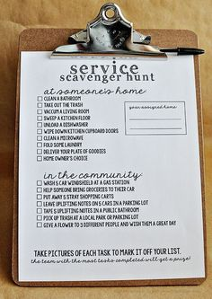 Hunt with Printables Random acts of kindness scavenger hunt. Such a fun idea for kids' groups, and includes free printables.Random acts of kindness scavenger hunt. Such a fun idea for kids' groups, and includes free printables. Youth Group Activities, Young Women Activities, Church Activities, Mutual Activities, Youth Games, Church Games, Youth Group Events, Youth Group Lessons, Religion Activities