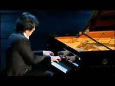 I weep every time I hear this. This is what falling in love sounds like to me.  Yundi Li- Polonesa de Chopin
