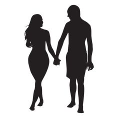 In love couple silhouette Silhouette Couple, Silhouette Png, Silhouette Painting, Wedding Silhouette, Hindu Statues, Abstract Embroidery, Cute Baby Wallpaper, Aesthetic Painting, Love Couple