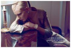 cate blanchett pictures11 Cate Blanchett Poses for Koray Birand in Harpers Bazaar China Shoot