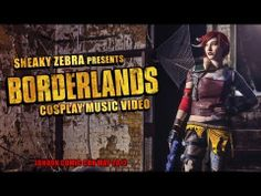 Borderlands - Cosplay Music Video (London Comic Con May 2013) - YouTube purdy darn awesome