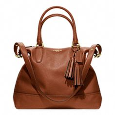 LEGACY LEATHER RORY SATCHEL