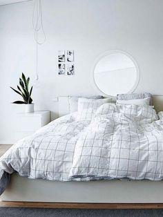Beautiful White Comfort Room.