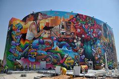 23 Best Mrdheo Images Street Art Street Art Graffiti Urban Art