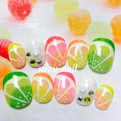 ☆7007 フルーツネイル