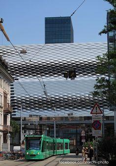 Basel, Switzerland || Messe Basel New Hall, Herzog & de Meuron