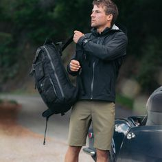 Limited Edition Expandable Cargo Backpacks with COBRA Buckle Closure