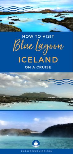 How to Visit Blue Lagoon on Your Cruise to Iceland Are you taking a cruise to Iceland Then you dont want to miss Blue Lagoon This hot springs destination is the stuff of. Cruise Europe, Cruise Port, Cruise Travel, Cruise Vacation, Bermuda Vacations, Bahamas Vacation, Cruise Excursions, Cruise Destinations, Shore Excursions