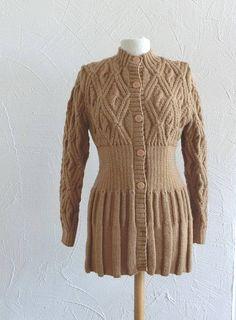 Tricot Mode Femme · Manteau, Veste, 3 4, trois quart, Cintré, Femme, Taille fa7454e1629c