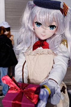 """ホシノ on Twitter: """"今日のワンフェス その33 鹿島 #wf2019w… """" Anime Dolls, Character Costumes, Cool Costumes, Magical Girl, Cartoon Characters, Kawaii, Animation, Cosplay, Shit Happens"""