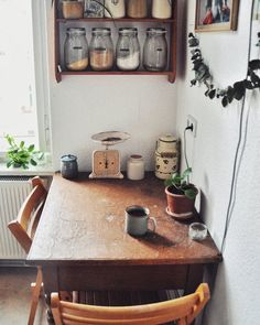 Image from frau_seekuh - Rooms and houses - Decoration First Apartment, Dream Apartment, Apartment Living, Studio Apartment, Tiny Living Rooms, Living Room Tv, Küchen Design, Home Design, Home Remodeling
