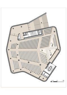floorplan - Zhongguancun Christian Church : By gmp architekten ~ HouseVariety