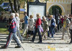 III Marsz seniorów w Skierniewicach [#ZDJĘCIA]