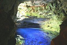 Parque Nacional da Chapada Diamantina: Poço Encantado