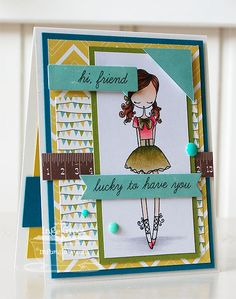 Patterned Paper : MFT New Product Tour September!