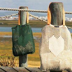 Knitting Patterns Bag CROCHET bag market fabric bag handmade by WhiteSheepShop Filet Crochet, Bag Crochet, Crochet Handbags, Tote Bags Handmade, Handmade Handbags, Macrame Bag, Market Bag, Knitted Bags, Etsy