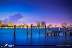Beautiful Smooth Colors West Palm Beach | HDR Photography by Captain Kimo