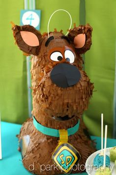 Fab Scooby Doo Themed Birthday Party-- We are doing Scooby-Doo theme this year for my son's 8th Birthday!SD