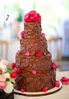 10 bolos para você se inspirar! - Buffet & Festas, Debutante, Geral, Noiva - Noiva & Festas
