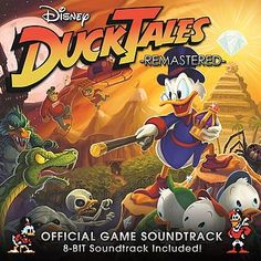 Soundtrack Review: Ducktales Remastered by Jake Kaufman & Capcom