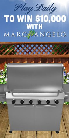 Play Daily to #Win $10,000 with #MarcAngelo
