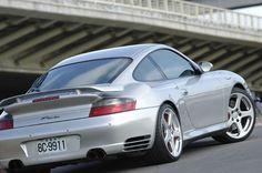 Ruf R turbo (back) based on Porsche 996 turbo