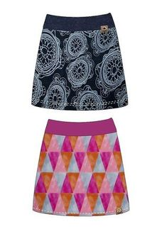 """Sewing instructions and pattern: skirt """"ruckzuck"""" Gr. 36 - - Sewing instructions and pattern: skirt """"ruckzuck"""" Gr. Sewing Clothes, Diy Clothes, Belted Shirt Dress, Diy Fashion, Pattern Skirt, Zipper, Blazer, Easy, Skirt Outfits"""