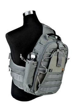 J-Tech Tactical Gear City Ranger Shoulder Pack