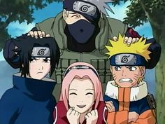 round 1 is team 7 during the battle on the bridge (kakashi will help if the kids are losing he can't use sharingan and will mainly use taijutsu)round Naruto And Sasuke, Gaara, Itachi, Naruto Uzumaki, Naruto Team 7, Kakashi Sensei, Sakura And Sasuke, Boruto, Anime Naruto
