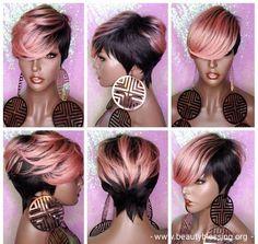 Short Cut Wigs, Pixie Cut Wig, Short Hair Cuts, Short Human Hair Wigs, Curly Wigs, Short Pixie, Quick Weave Hairstyles, Wig Hairstyles, Haircuts