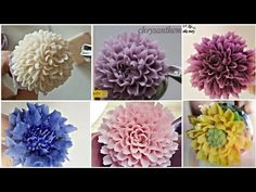 There are several means to place a finishing touch in your own cake decorating job. Employing these things allow you to liven up a plain cake. Cake Decorating Courses, Cake Decorating Piping, Creative Cake Decorating, Cake Decorating Tutorials, Buttercream Flowers Tutorial, Frosting Flowers, Fondant Flowers, Cake Tutorial, Flower Tutorial