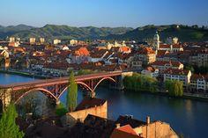 Attractive Maribor http://www.travelandtransitions.com/european-travel/